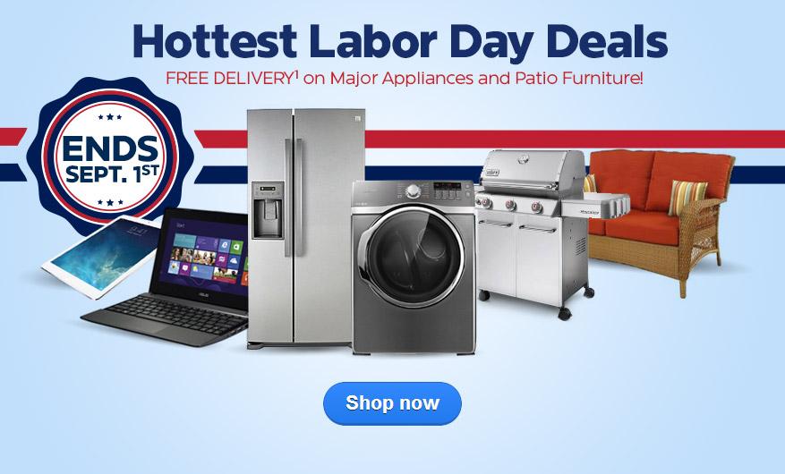 Labor Day Deals at FlexShopper