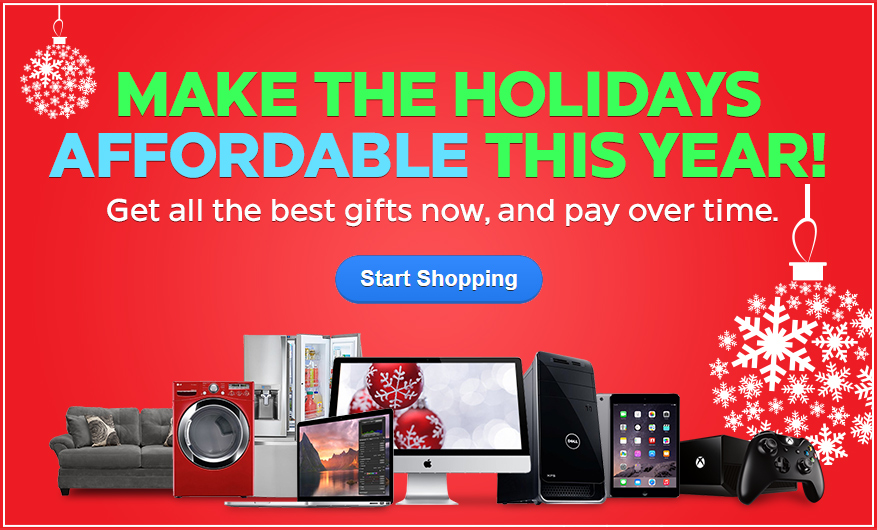 Make the holidays affordable this year!