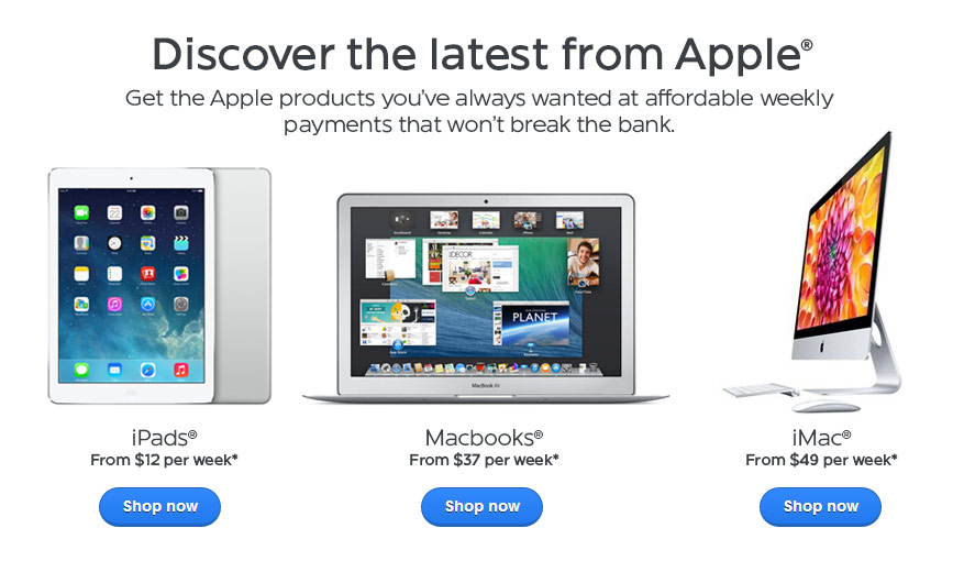 Discover the latest from Apple